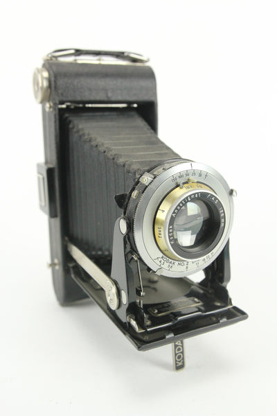Eastman Kodak Junior Six-16 Series III Folding Camera with Anastigmat f/4.5 Lens