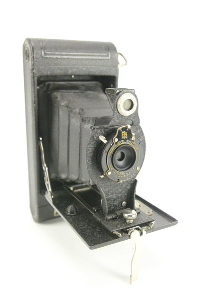 Eastman Kodak No. 2 Folding Cartridge Hawk-Eye Folding Camera, 1910