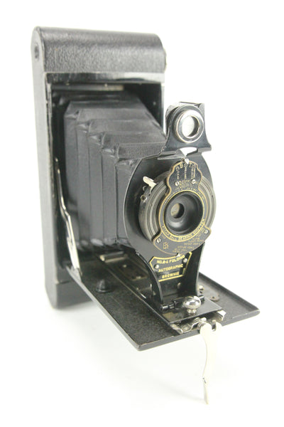 Eastman Kodak No. 2-A Folding Autographic Brownie Folding Camera, 1913