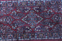 "26"" x 50"" Karastan Sarouk Power Loomed Rug, Made in USA"