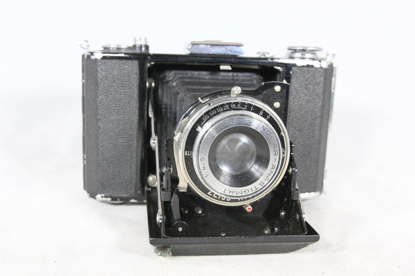 Zeiss Ikon Nettar 516/16 Camera with Novar-Anastigmat 7.5cm Lens, Made in Germany