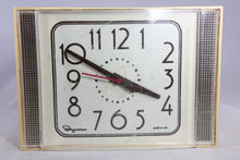 Load image into Gallery viewer, Ingraham Model 30-484 Electric Kitchen Wall Clock