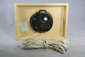 Ingraham Model 30-484 Electric Kitchen Wall Clock