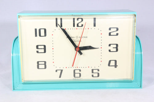 General Electric (Telechron) Model 2HC47 Electric Kitchen Wall Clock