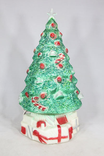 Christmas Tree Light Up Blow Mold