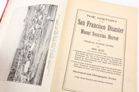 The San Francisco Disaster by Charles Banks & Opie Read, Copyright 1906