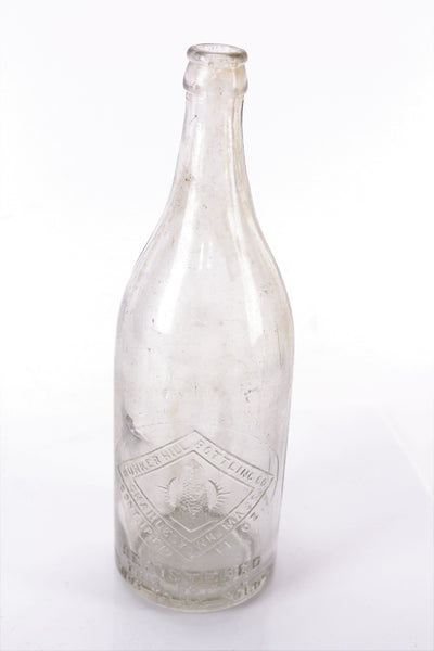 Bunker Hill Bottling Company Antique Bottle, Charlestown, Boston, Massachusetts