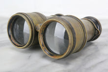 Load image into Gallery viewer, Brass Navy Binoculars by Balland Fabt, Paris France