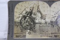 Telescope in the Lick Observatory - Keystone Stereo Card