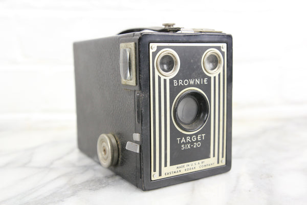 Eastman Kodak Brownie Target Six-20 Box Camera
