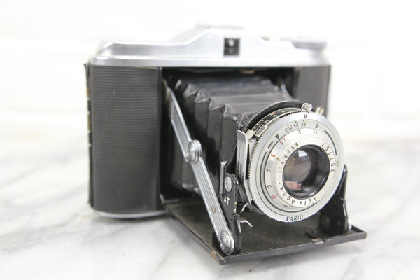 Agfa Jsolette V Folding Camera, Made in Germany