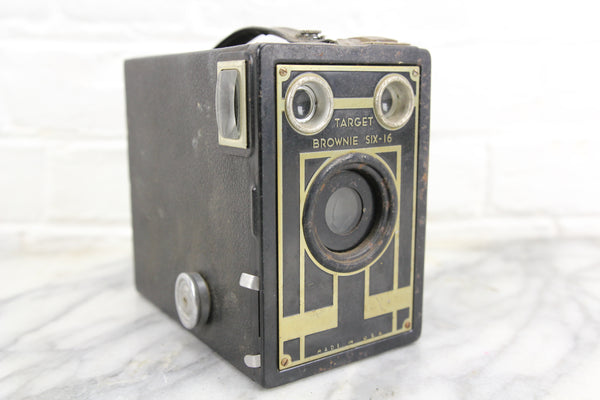Eastman Kodak Brownie Six-16 Box Camera