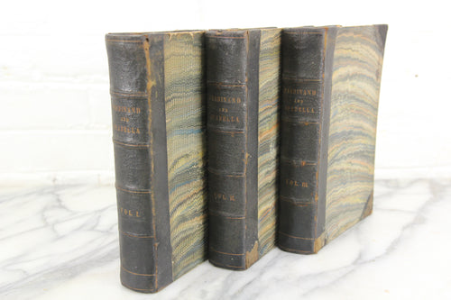 History of the Reign of Ferdinand and Isabella by William H. Prescott, Copyright 1837