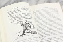 Load image into Gallery viewer, The Lion, The Witch and The Wardrobe by C.S. Lewis, Copyright 1950, Illustrated