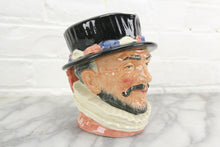 Load image into Gallery viewer, Beefeater Royal Doulton Toby Character Jug D6206, Copyright 1946