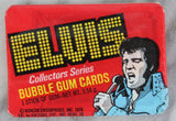 Elvis Collectors Series Collectible Trading Cards, One Wax Pack, 1978