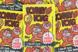 Topps Nintendo Donkey Kong Collectible Trading Cards, One Wax Pack, 1982