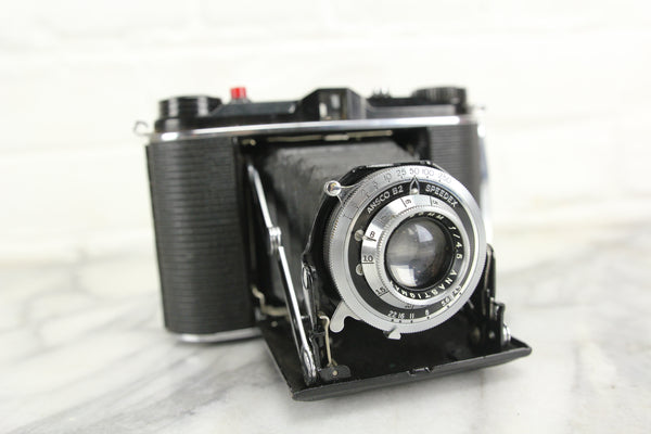 Agfa Ansco B2 Speedex Folding Camera