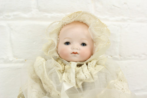 Armand Marseille A.M. Germany 341-14/0 Porcelain Head Doll