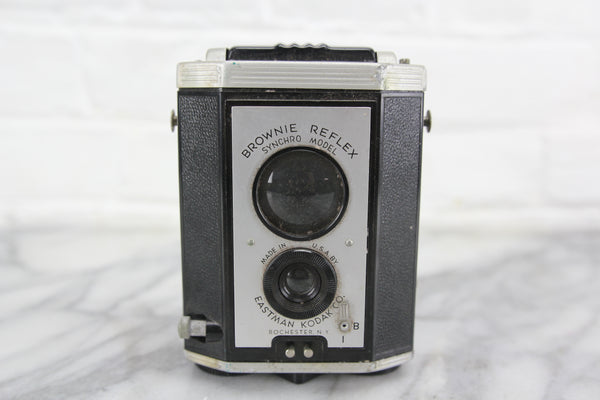 Eastman Kodak Brownie Reflex Synchro Model Camera