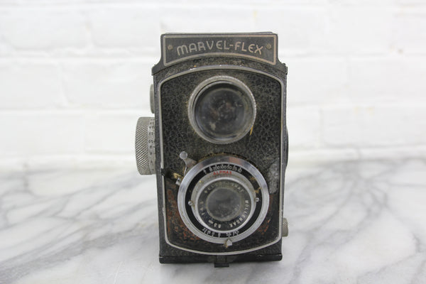 Sears Marvel-Flex Twin Lens Reflex (TLR) Camera