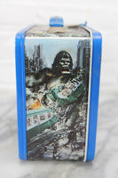 King Kong Thermos Brand Lunch Box, 1977