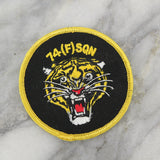Royal Air Force Number 74 Squadron, Tiger Squadron, Embroidered Patch