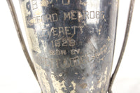 Medford, Melrose, and Everett Elks Inter Lodge Tournament Trophy, 1929