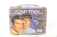 Star Trek The Motion Picture Thermos Brand Metal Lunch Box, 1979