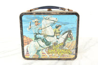 The Legend of the Lone Ranger Aladdin Brand Metal Lunch Box, 1980