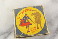 El Torero (The Bullfighter) Amazing Magic Illusion Toy in Box