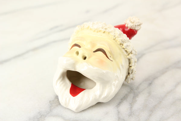 Santa Claus Head Smoker Ashtray