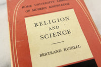 Religion and Science by Bertrand Russell, 1956 Printing
