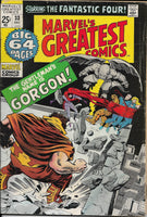 Marvel's Greatest Comics No. 23, Starring the Fantastic Four, December 1971