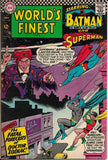 "World's Finest No. 160, Featuring ""The Fatal Forecasts of Doctor Zodiac,"" DC Comics, September 1966"