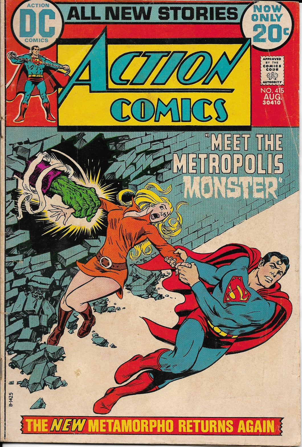 Action Comics No. 415,