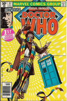 Marvel Premiere No. 57, Doctor Who 1st American Comic Appearance, Marvel Comics, 1980