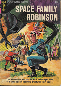 Space Family Robinson No. 11, Gold Key Comics, December 1964