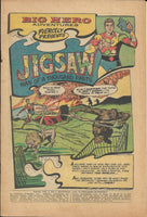 Jigsaw, Vol. 1, No. 1, Funday Funnies, Inc., September 1966, MISSING COVER