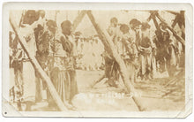 Load image into Gallery viewer, Chinese Execution Photo #1 - Prisoners Hanging