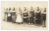 Chinese Execution Photo #4 - Prisoners in Cangues