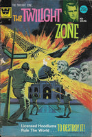 The Twilight Zone No. 56, Whitman Comics, 1974