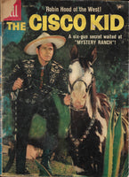The Cisco Kid No. 40, Dell Comics, July-Sept 1958