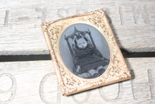 Load image into Gallery viewer, Ambrotype Photograph of a Baby Named Otis