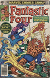 Fantastic Four No. 218, Featuring Spider-Man, Marvel Comics, May 1980