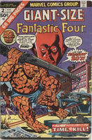 "Fantastic Four Giant-Size No. 2, ""Time to Kill,"" Marvel Comics, August 1974"