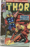 "The Mighty Thor No. 306, ""Firelord's Final Battle,"" Marvel Comics, April 1981"