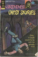 Grimm's Ghost Stories No. 19, Gold Key Comics, September 1974