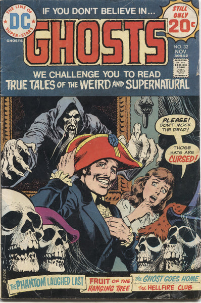 Ghosts No. 32, DC Comics, November 1974
