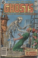 "Ghosts No. 81, ""The Unburied Phantom,"" DC Comics, October 1979"